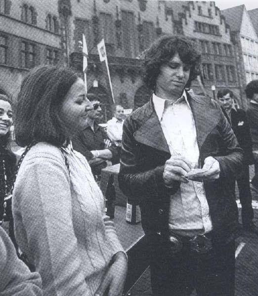Jim Morrison (The Doors 1968 European tour)   Fever   Pinterest   Jim morrison European tour and Doors