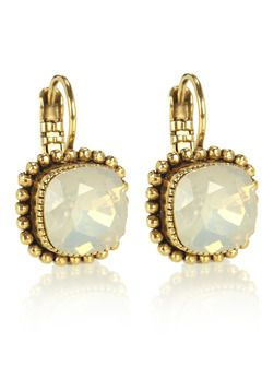 Camps & Camps Precious stone earrings