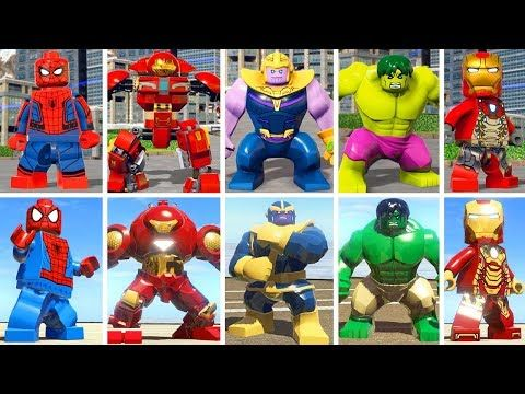 Youtube Lego Marvel Super Heroes Marvel Superheroes Lego Marvel