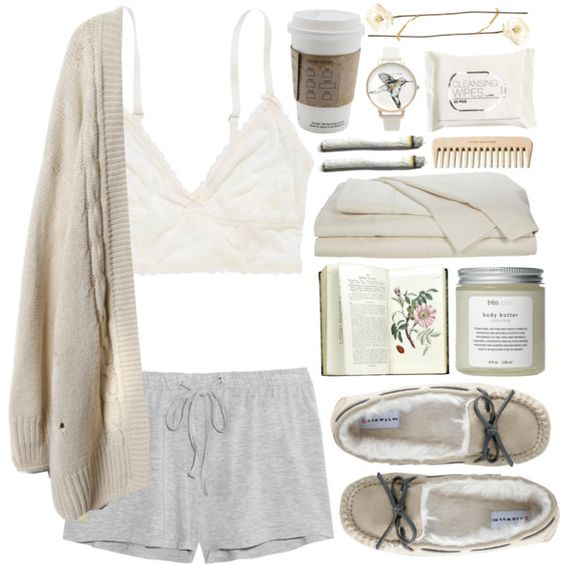 Stream by vv0lf on Polyvore featuring polyvore, fashion, style, Elle Macpherson Intimates, American Eagle Outfitters, Olivia Burton, H&M and Shabby Chic