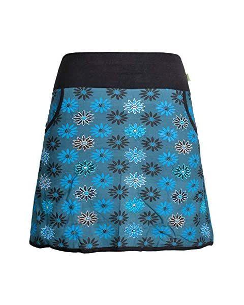 Pauliz Ballonrock Modischer Jeansrock Mit Tasche Farbe Blau Grosse M Amazon De Bekleidung Bekleidung Modestil Modisch