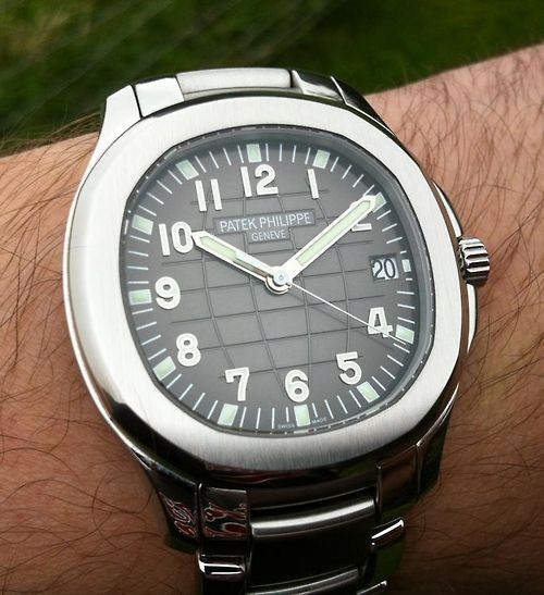 patek philippe 5167 aquanaut in stainless steel on