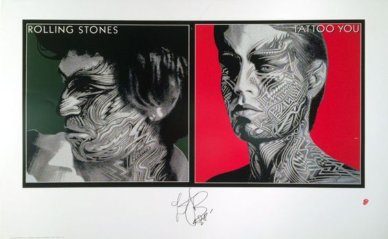 Tattoo You Poster