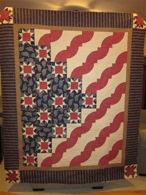 Quilts Of Valor Mark Lipinski Quilt Quilters Club Of