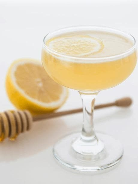 1920s favourite: the Bee's Knees