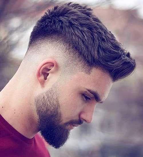 33++ Mid high fade haircut inspirations