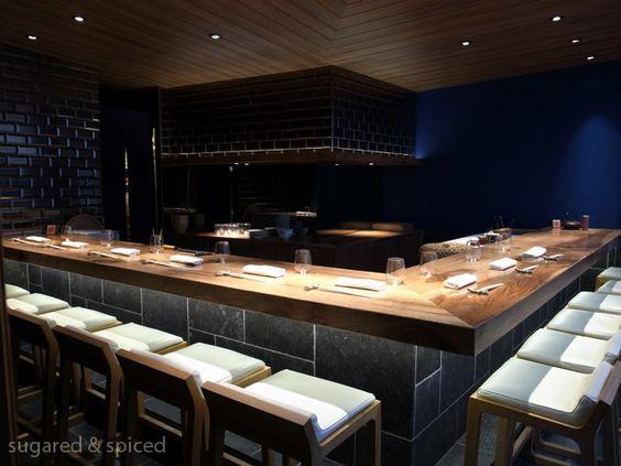 JIN  Add: 6 Rue de la Sourdière, 75001 Paris Tel: 01 42 61 60 71 Hours: [Mon-Tue] 7~9:30pm [Wed-Sat] 12:30~2pm, 7~9:30pm Price: [lunch/sushi only] €65 [tasting menu/omakase] €135  - See more at: http://www.sugarednspiced.com/paris-jin/#sthash.mlFlXrYS.dpuf