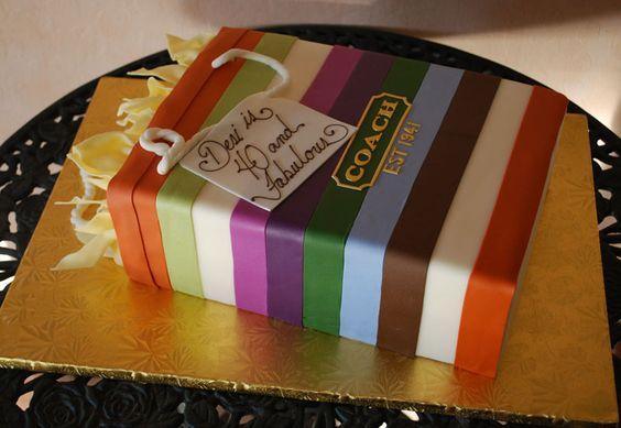 blue coach purse cakes   Coach-Shopping-Bag.jpg