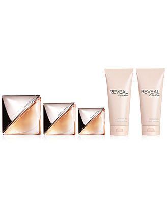 Calvin Klein REVEAL Fragrance Collection for Women