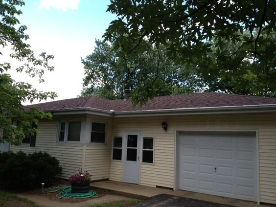 Best Owens Corning Oak Brownwood Shingles Roof Replacements 400 x 300
