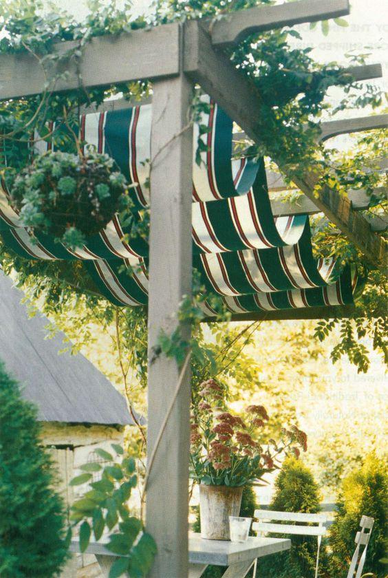 Overhead shade