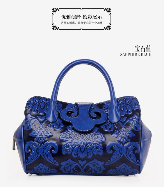 New 2015 Pu Leather Handbag Chinese Bride Wedding Packages In Red Bag Dumpling Package Printing Saddle Women Shoulder Bags