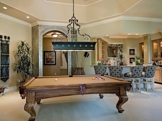 Log Pool Tables | Western Pool Tables | Rustic Billiard Tables | Man Cave  Dreams | Pinterest | Pool Table, Room And Game Rooms