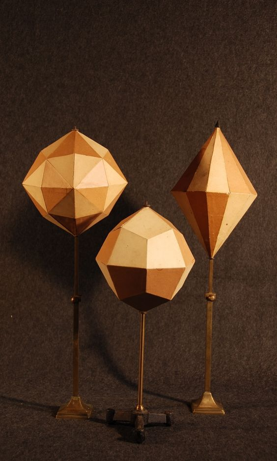 paper geo solids