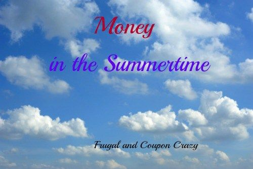 Do you feel you are spending more in the summer because the kids are home?
