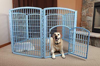 Puppy Playpen Playpen And Dog Kennels On Pinterest