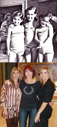 Then and Now- I know them too!
