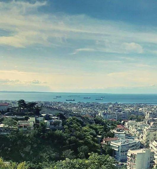Θεσσαλονίκη - rede
