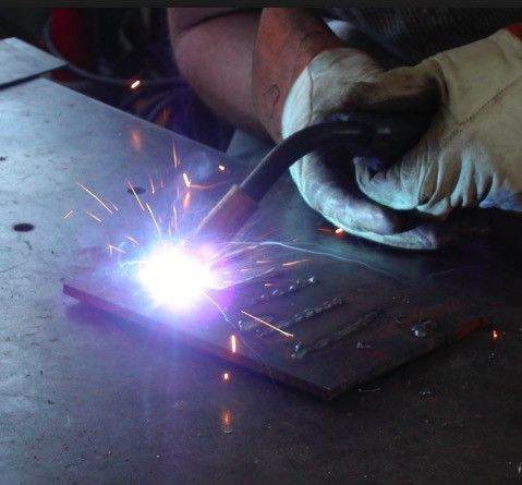 Instructor: John Meyer Have you always wanted to learn to weld? Do you have idea for a one-of-a-kind design project that's not mass produced? If so, then learning to weld will add another dimension to