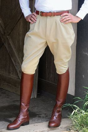 Men's breeches -- Horse Country Store