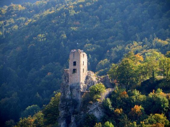 Wiesenttaltrail am 03.10.2015 - Film und Bilder von Thomas Schmidtkonz http://laufspass.com/laufberichte/2015/wiesenttaltrail-10-2015.htm #Bavaria #TrailRunning #Muggendorf