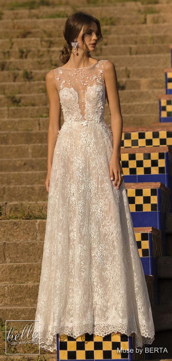 The MUSE by BERTA Wedding Dresses 2019