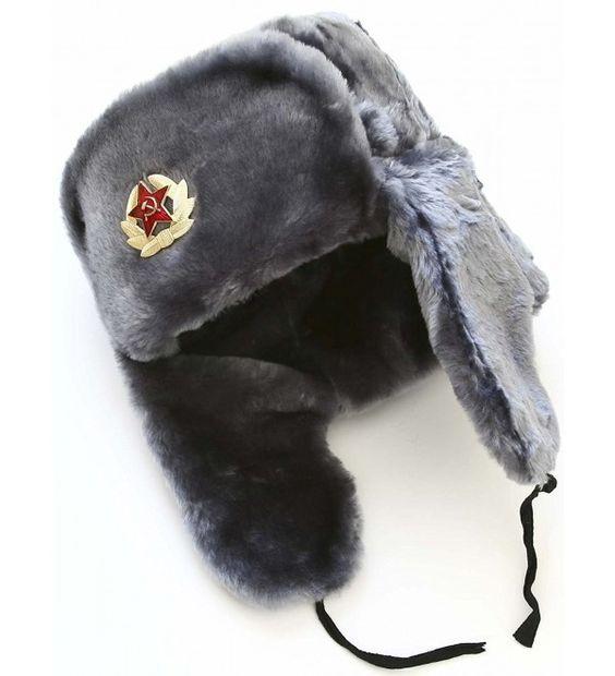 Hat Russian Soviet Army Air Force Kgb Fur Military Ushanka Gr Size Xl Ca113z53kqz Russian Hat Ushanka Hats For Men