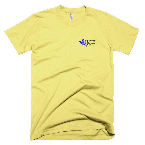 Mahi Splash Short sleeve men's t-shirt