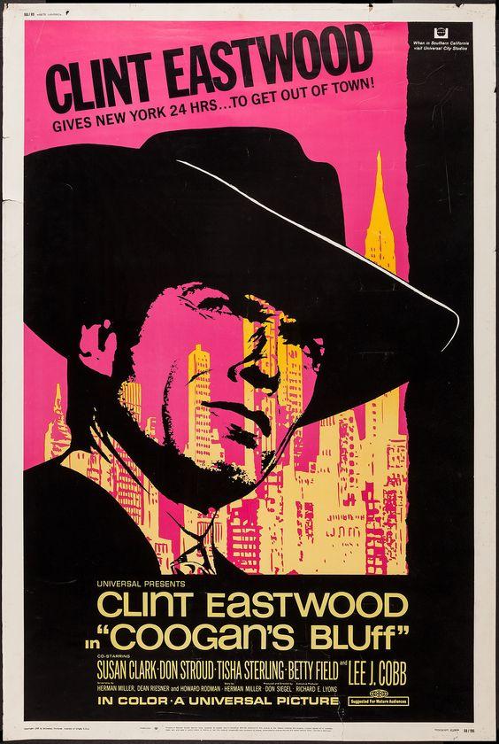 Coogan's Bluff (Don Siegel, 1968)