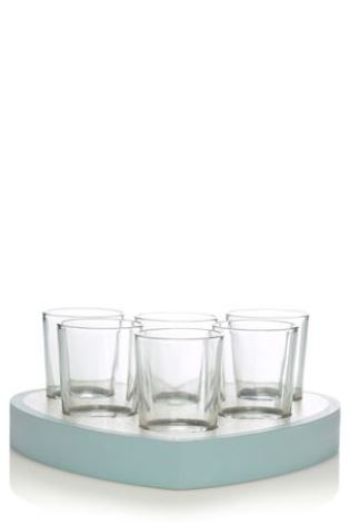 Buy Heart Tealight Tray from the Next UK online shop