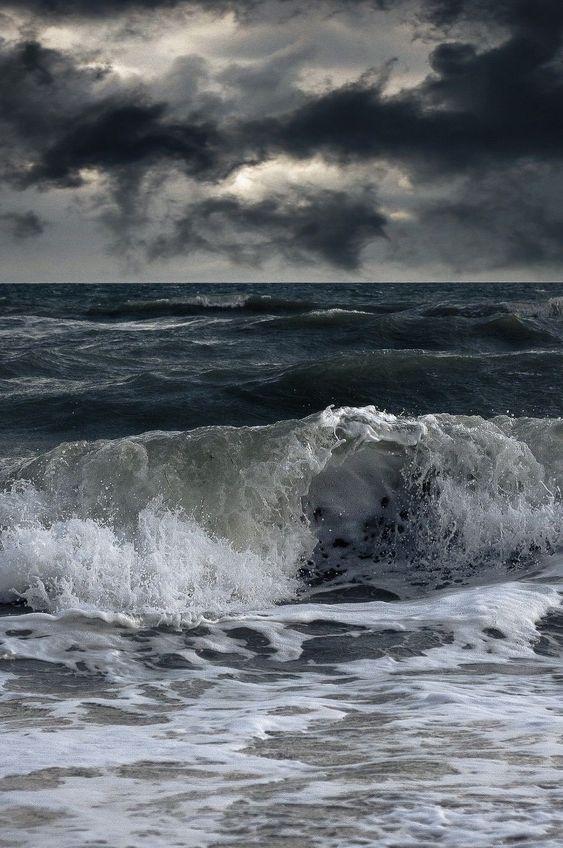 The Sea of Sorrows