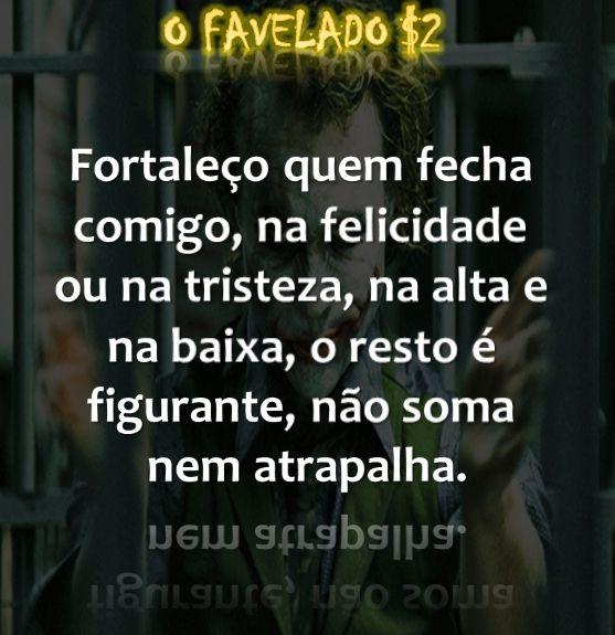 Bomdia Sdv Realidade Visão Favela Frases Favelado