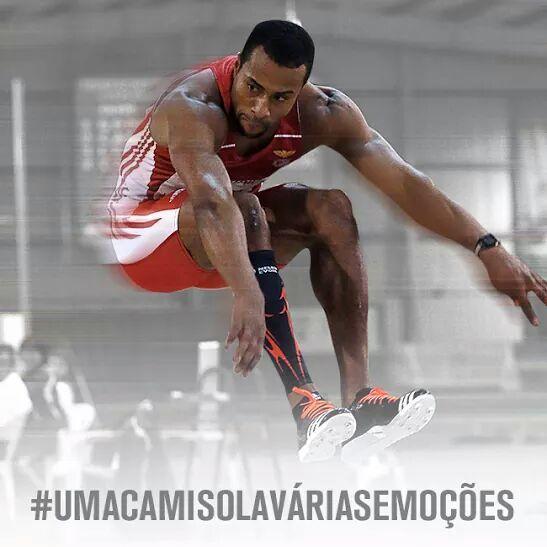 Atletismo (Triplo Salto): Nélson Évora