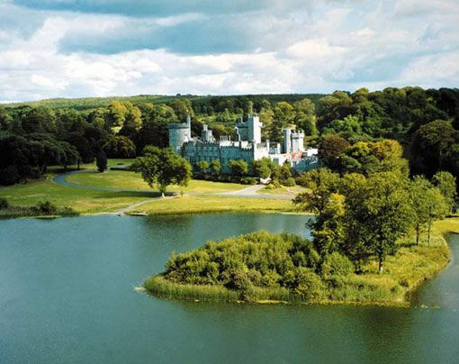 Dromoland Castle - one of my favorite places.  Stayed there on our honeymoon!