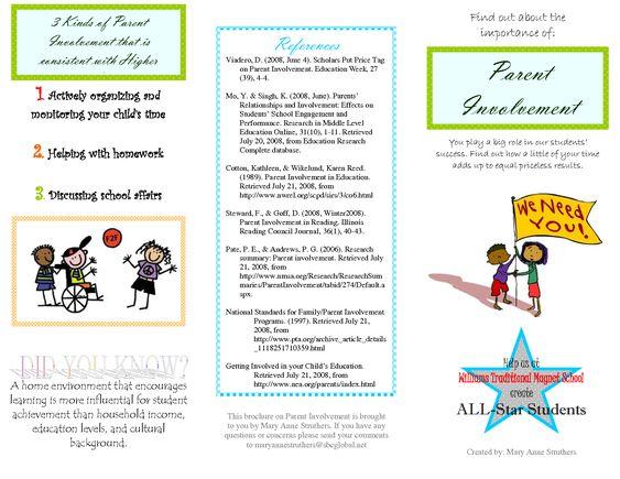 Pinterest o the worlds catalog of ideas for Teacher brochure templates