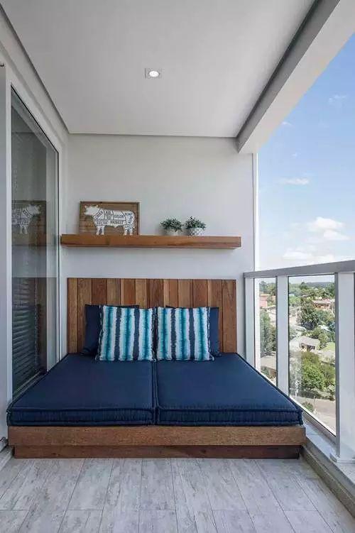 Easy Balcony Decor