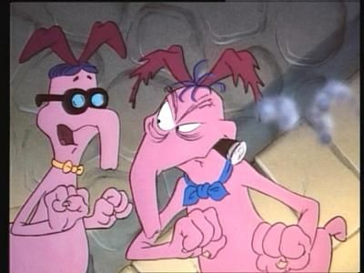 Cyril Sneer from the Raccoons....Weekend morning TV!