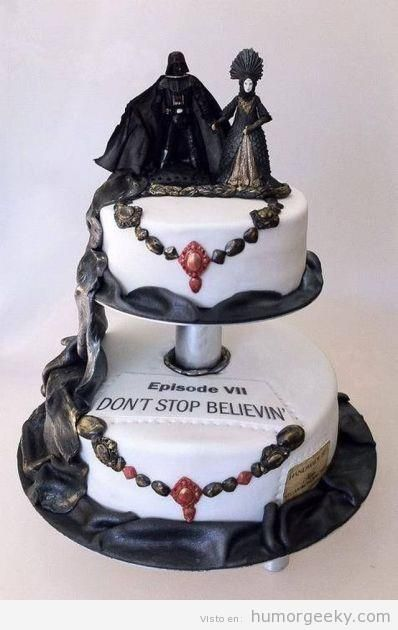 My future wedding cake..