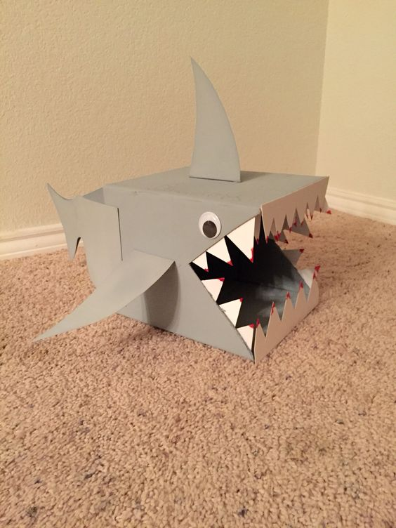 Haaienpaasdoos