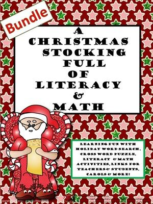 TiePlay Educational Resources LLC from A Christmas Stocking Full ...