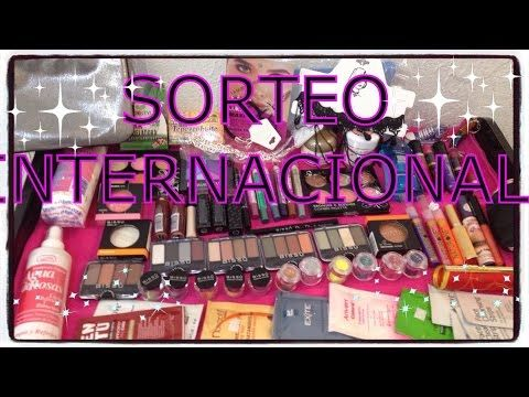 SORTEO INTERNACIONAL GIVEAWAY 2016❤ 2 Sorteos Internacionales Fashion bycarol - YouTube