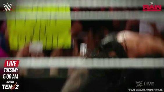 Ek! Do! TEEN? Kya hoga next? Catch all the action LIVE on WWE Raw.