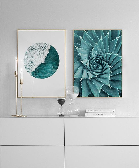 Inspiration for matching posters in a picture collage   Posters UK online