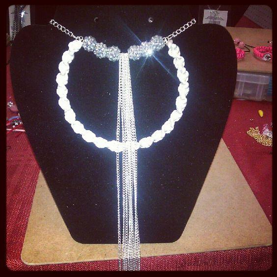 Designs by Scorpio necklace creation!!