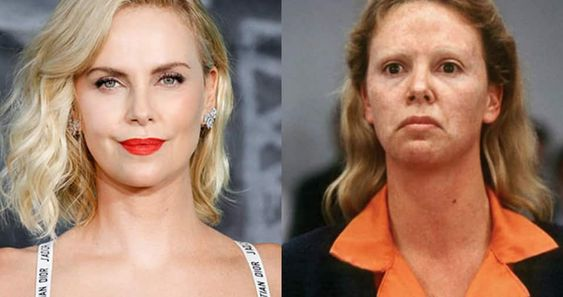 Charlize Theron    Aileen (Canavar)