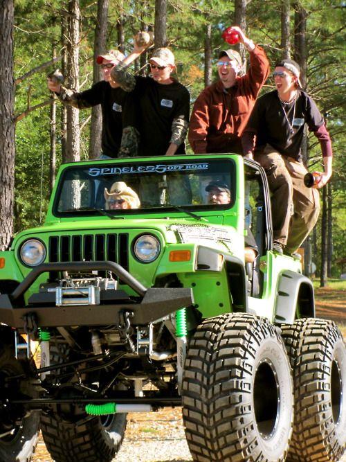 parade jeep photo Gay