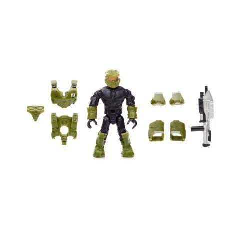 Mega Bloks Halo Master Chief, Multicolor