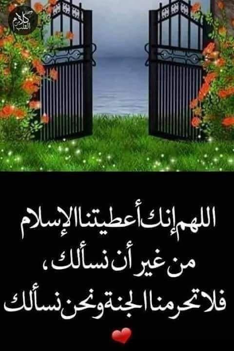الحمد لله على نعمه الاسلام Duaa Islam Beautiful Quotes Outdoor
