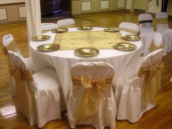Round Table Decor | WEDDING TABLE DECORATIONS And Indian Wedding .
