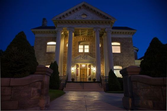 The Salisbury Mansion Wedding Venue Salt Lake City Utah